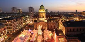 Julshopping i Berlin
