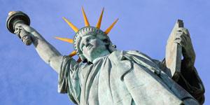 Frihetsgudinnan USA