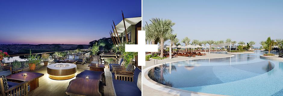 Dubai kombinationsrejser