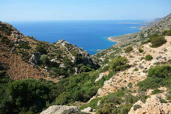 Fottur på vestre Kreta