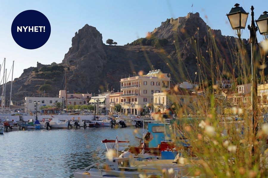 Den greske øya Limnos