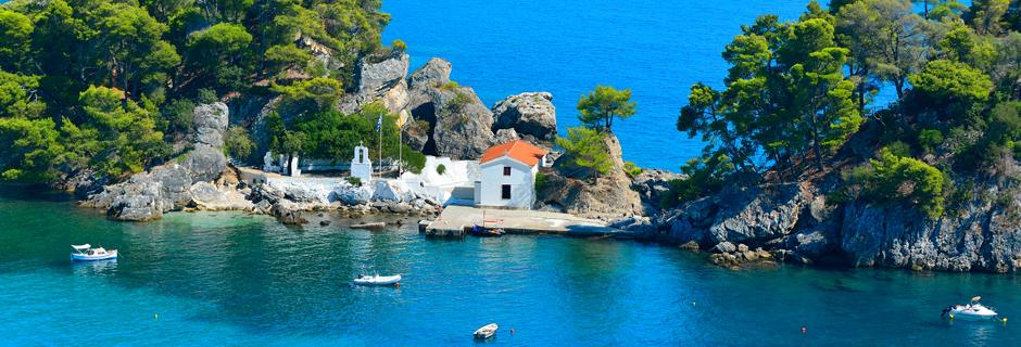Opdag Epirus-området til sommar