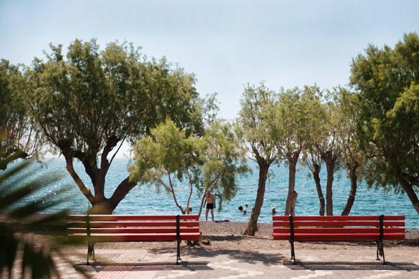 Ierapetra og Koutsounaris på Kreta