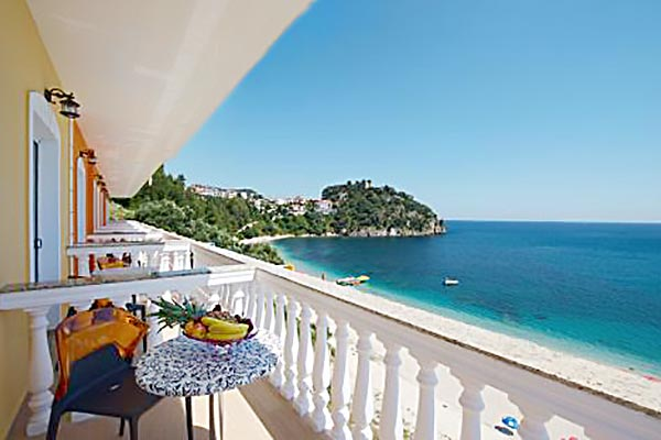 Ionion Beach i Parga
