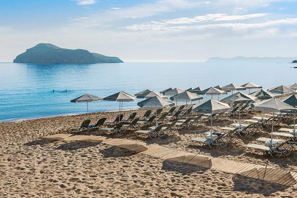 Hold efterårsferie i Grækenland