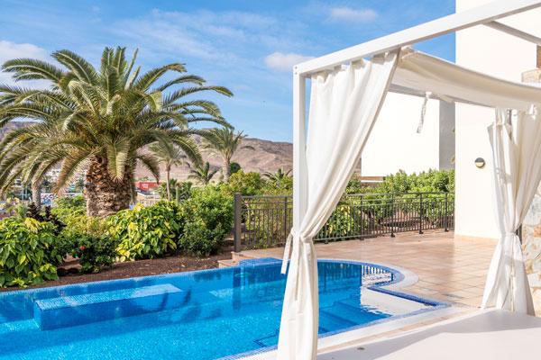 Playitas Hotel på Fuerteventura