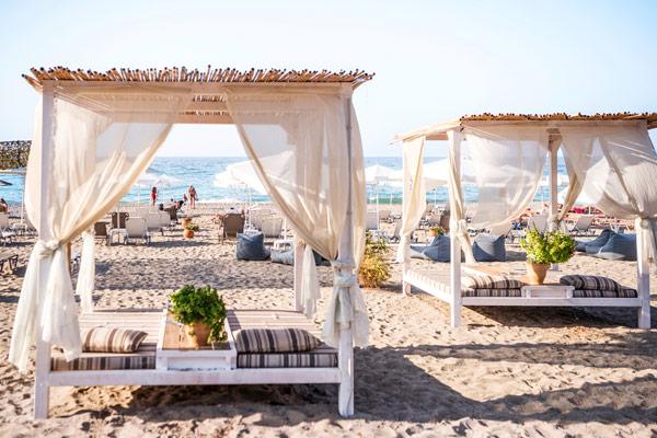 Retyhmnon kyst på Kreta