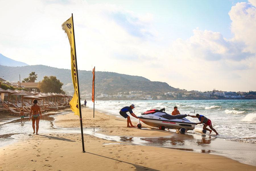 10 skønne strande på Østkreta