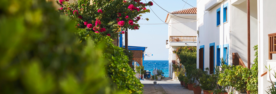 Hotelperler i grækenland
