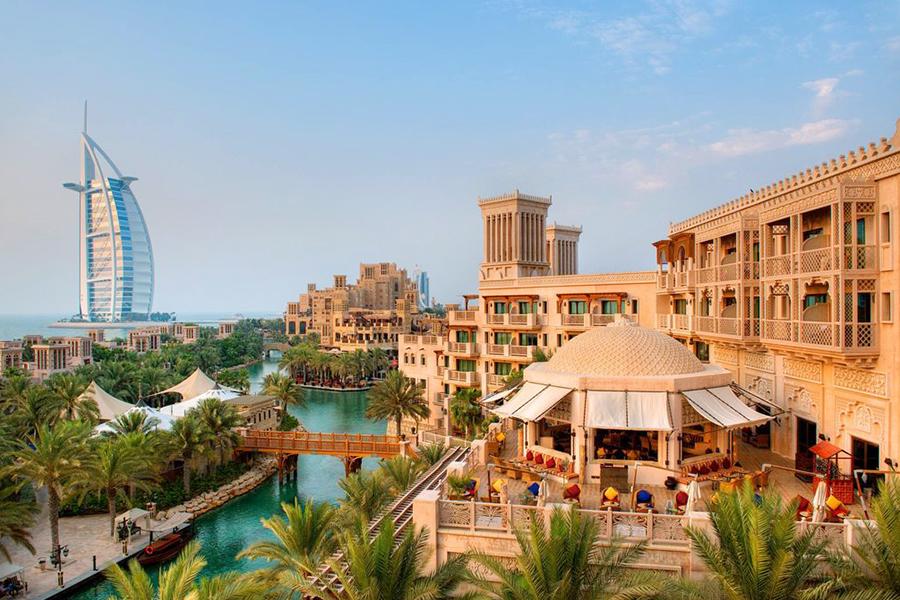 Vintereventyr i Dubai fra 2.998,-