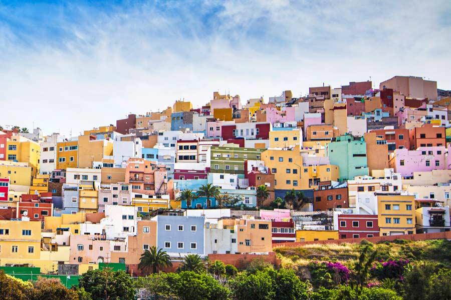 Vinterrejser til Gran Canaria