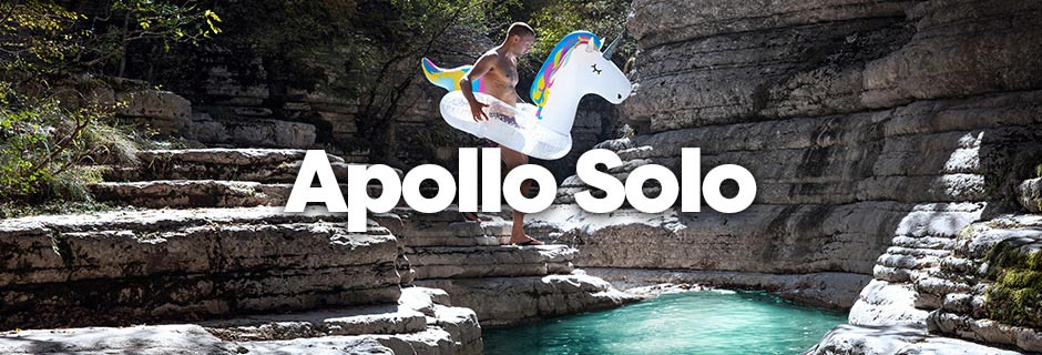 Soloresor med Apollo
