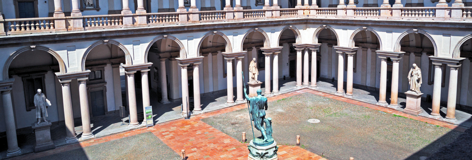 museer i milano