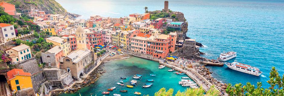 By i Cinque Terre