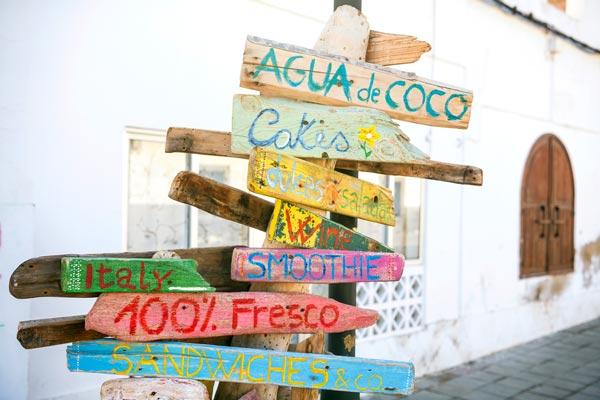 Billige rejser til Fuerteventura i november