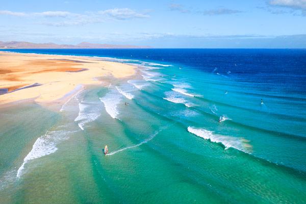 Billige rejser til Fuerteventura i marts