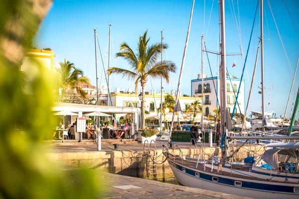 Billige rejser i november til Gran Canaria