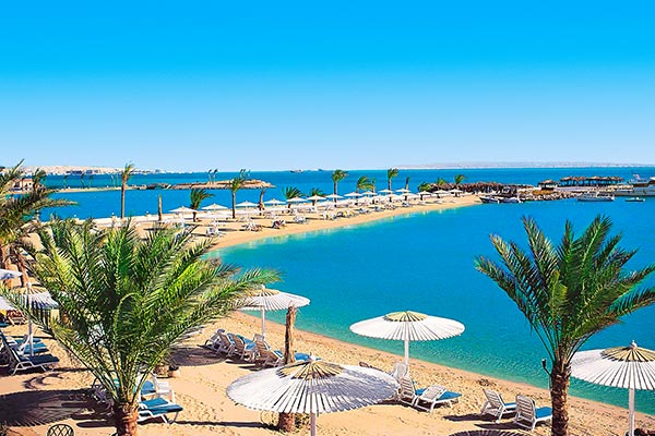 Rejs i uge 7 til Egypten