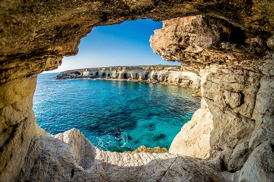 Hav på Kypros