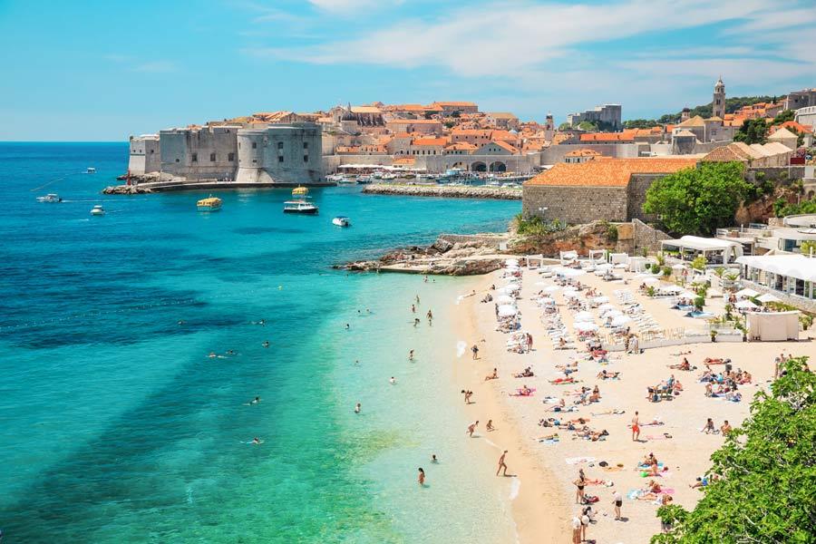 Billige rejser til Kroatien i august