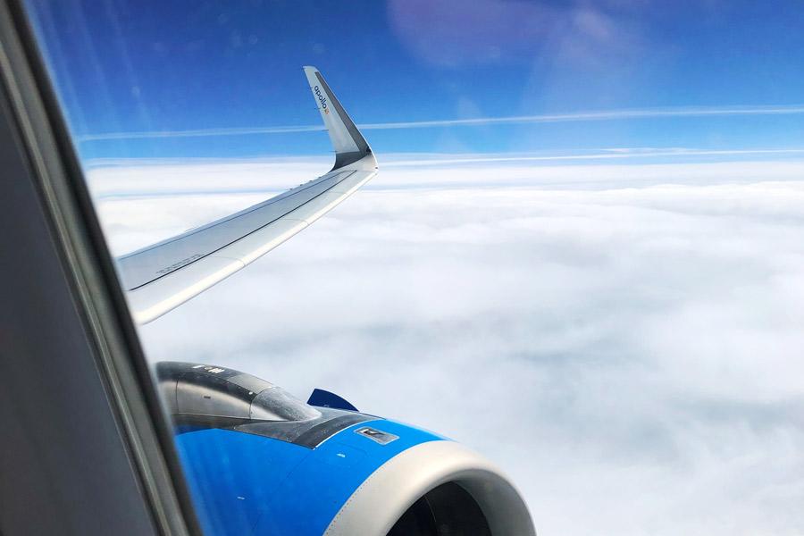Fly fra Novair