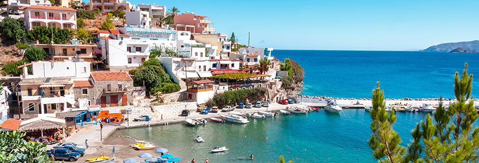 Kreta i Grækenland