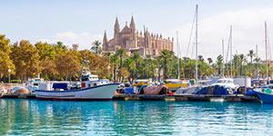 Palma de Mallorca torg