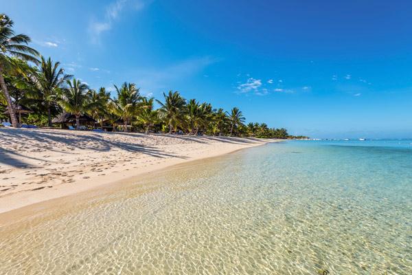 Rejs i uge 7 til Mauritius