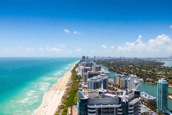 Rejs i uge 7 til Miami
