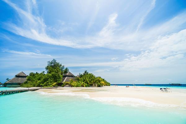 Rejs i uge 7 til Maldiverne