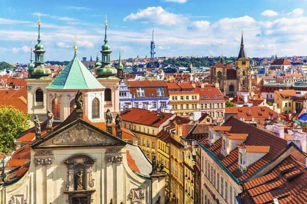 Rejs i uge 7 til Prag