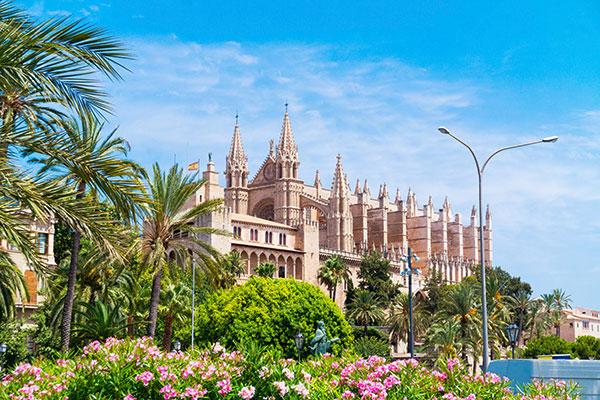 Storbyferie i Palma de Mallorca