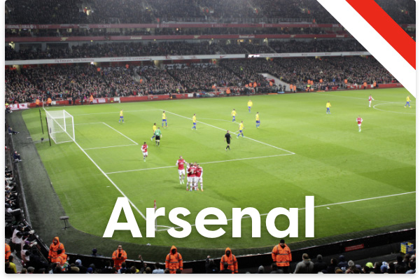 Arsenals hemmaarena Emirates Stadium
