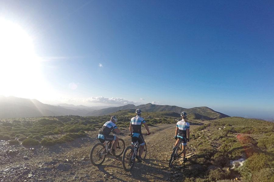 Cykel- og vandreture