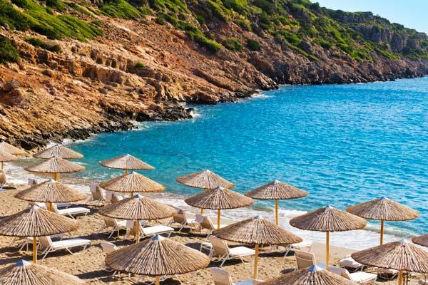 Billige rejser til Kreta i juli