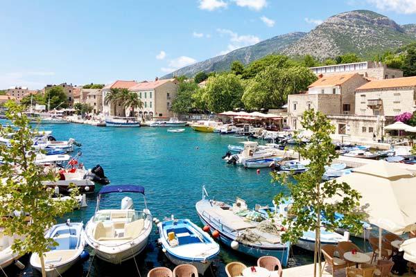 Billige rejser til Kroatien i maj