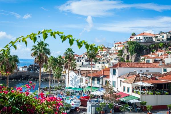 Billige rejser til Madeira i februar