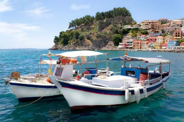 Billige rejser til Epirus-området i juni