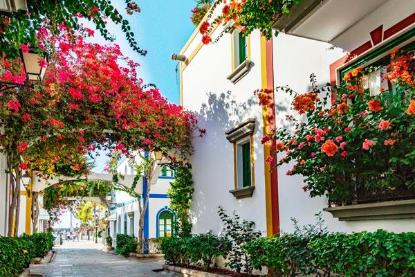 Billige rejser til Gran Canaria i februar