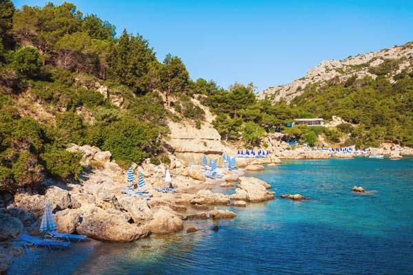 Billige rejser til Rhodos i maj