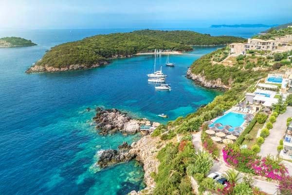 Billige rejser til Epirus-området i juli