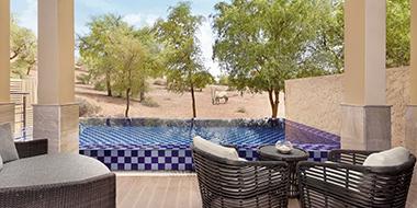 Kombinér med et ophold i ørkenen