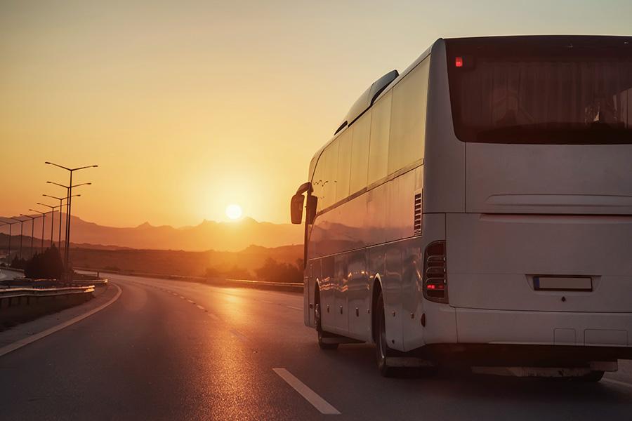 Transfer på ferien