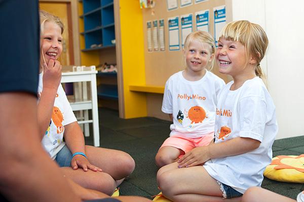 Tilbehør til børn på ferien