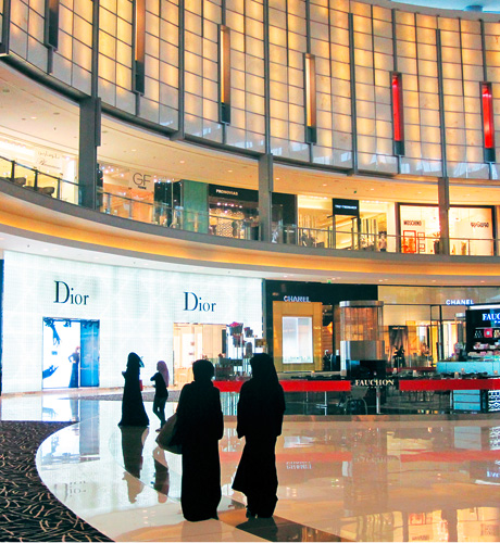 Dubai Mall – shop till you drop