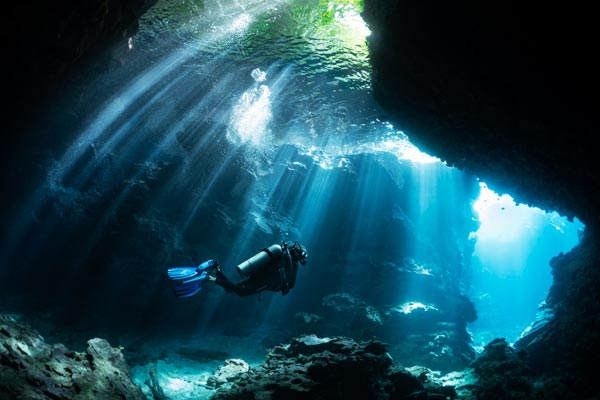 Dykning i Egypten