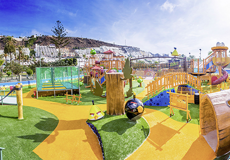 Angry Birds aktivitetspark