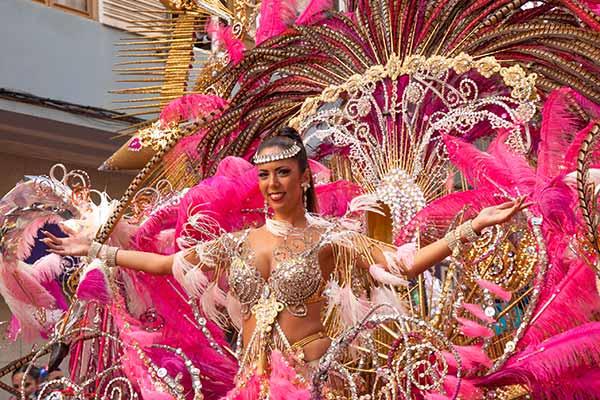 Karneval på Gran Canaria