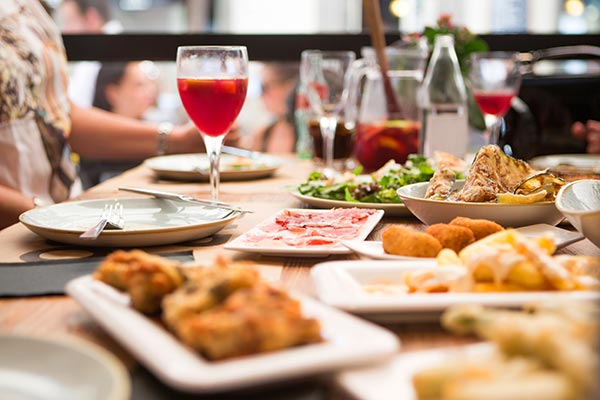 Gran Canarias lækre mad