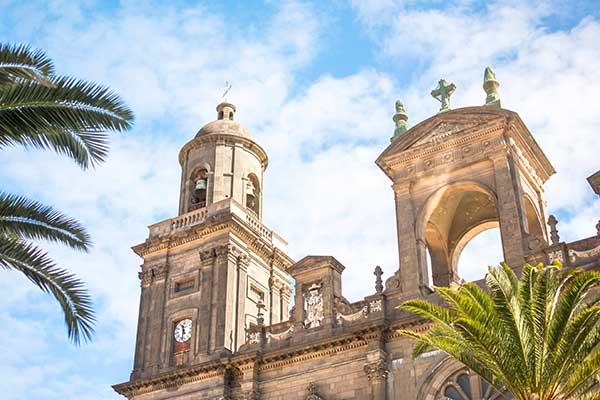 Seværdigheder på Gran Canaria